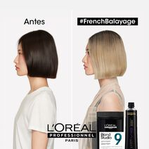 FRENCH BALAYAGE I Look Extremo, tons frios - FRENCH BALAYAGE | L'Oréal Partner Shop