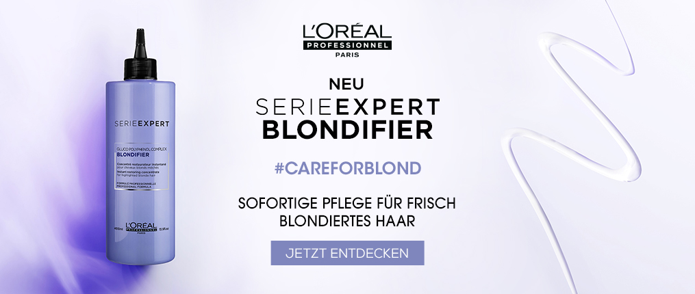 Blondifier | L'Oréal Partner Shop