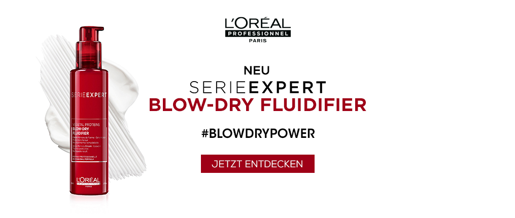 Blow Dry Fluidifier | L'Oréal Partner Shop