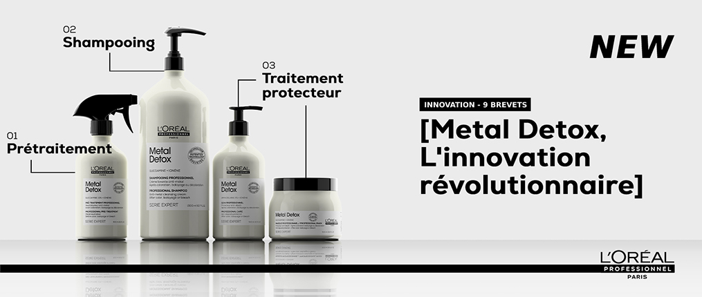 Metal Detox | L'Oréal Partner Shop