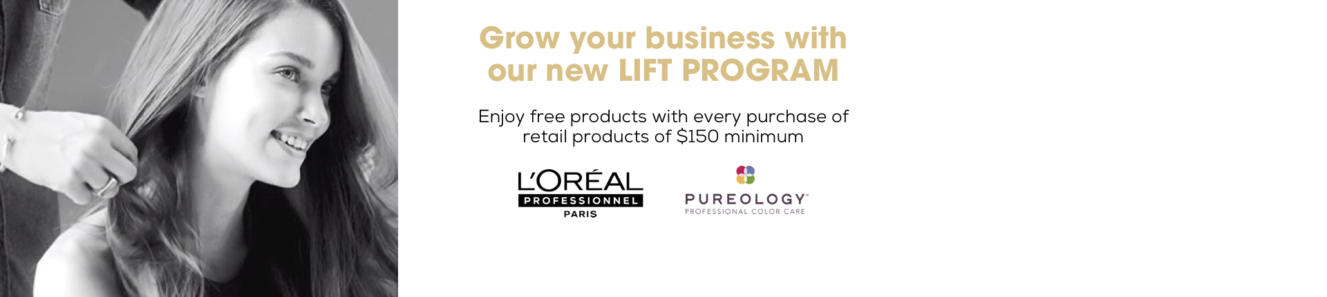 LIFT PROGRAM | L'Oréal Partner Shop