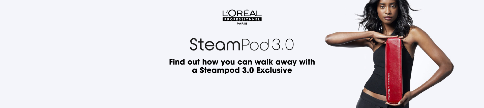 steampod | L'Oréal Partner Shop